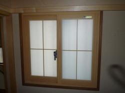 LIXILインプラス和紙調ガラス